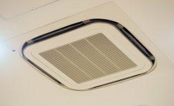 空調機(エアコン)で発生したカビの原因調査と対策事例