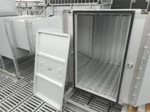 厨房排気脱臭のユニット