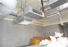 ゴミ置き場への設置事例(2)